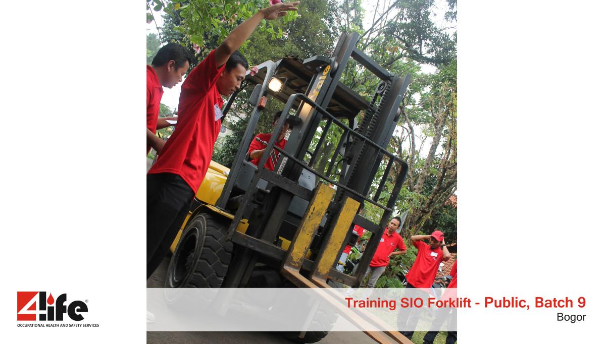 Perusahaan Penyedia Training Forklift di Tegar Primajaya