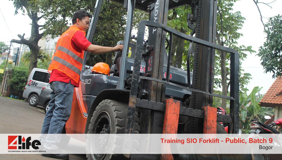Perusahaan Penyedia Training Forklift di Bogorindo Cemerlang