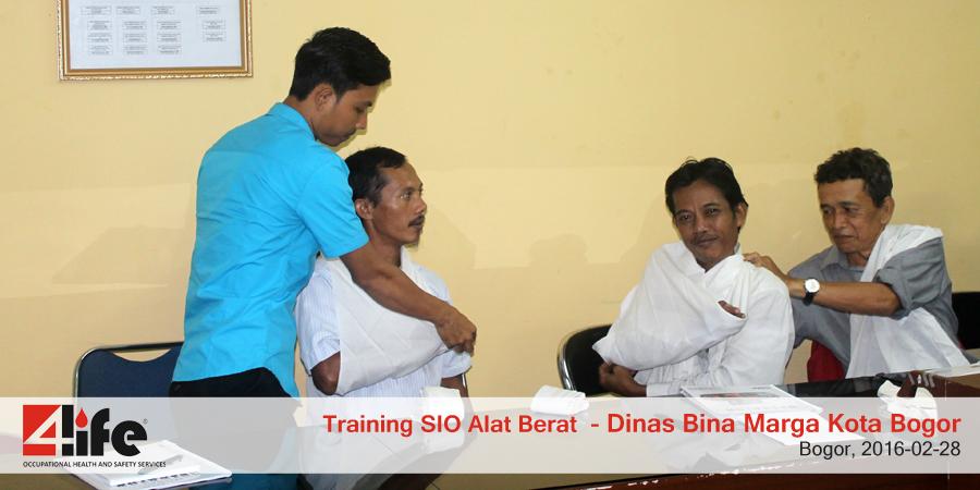 Training+SIO+Alat+Berat+4Life+Bogor+Feb+2016